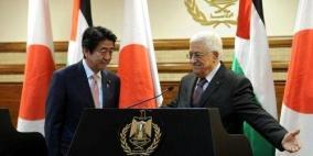 رئيس الوزراء الياباني يزور فلسطين مطلع الشهر المقبل