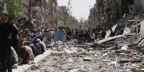 استشهاد 17 لاجئا في اشتباكات الجمعة بمخيم اليرموك