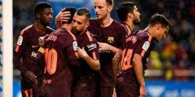 رسميا.. برشلونة يتوج بطلا للدوري الاسباني للمرة 25