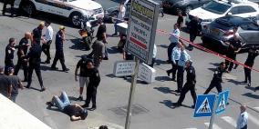 جنائي: إصابة مستوطن في حادث طعن بالقدس