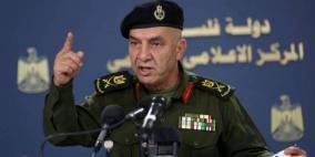 اللواء ضميري يصدر بيانا حول تفجير موكب رئيس الوزراء