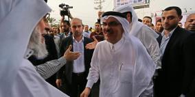 السفير القطري يصل غزة في زيارة تستمر أيام