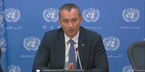 الأمم المتحدة ترحب بانعقاد المجلس الوطني