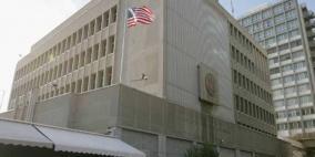 استعدادات مكثفة تمهيدا لحفل نقل السفارة الامريكية