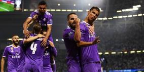 ليفربول يتخوف من خبرة ريال مدريد في النهائيات