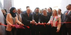 افتتاح معرض الكتاب الدولي في رام الله