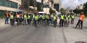 دراجات فلسطينية تواجه سباقاً عالمياً يستضيفه الاحتلال