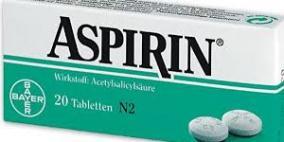 """دراسة: تناول الأسبرين يوميا """"خطير جدا"""" على الرجال"""