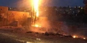 كهرباء القدس تناشد المواطنين بعدم جمع النفايات وحرقها قرب محولات الكهرباء