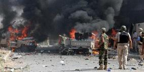قتلى وجرحى بتفجير انتحاري في ليبيا