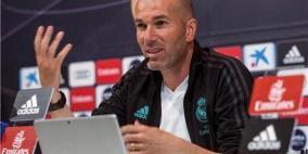 إدارة ريال مدريد غاضبة من زيدان !