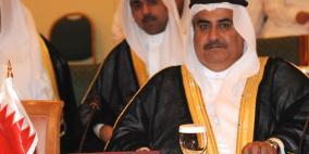 وزير خارجية البحرين: من حق اسرائيل الدفاع عن نفسها