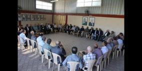 ماذا حمل اجتماع فتح في غزة؟
