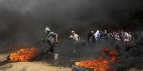 """شهيد وعشرات الاصابات في جمعة """"نذير الغضب"""""""