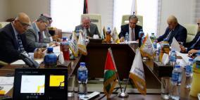 مجلس إدارة  البنك الإسلامي الفلسطيني الجديد يعقد أول اجتماعاته