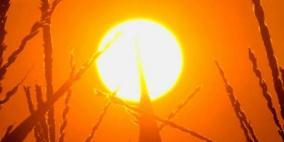 موجة حارة مع بداية شهر رمضان