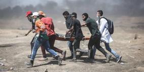شهيدان متأثران بجراح أصيبا بها قبل أيام شرق غزة