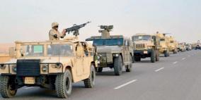 """مصر تعلن مقتل 19 شخصا """"ارهابيا"""" في سيناء"""