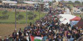 """جيش الاحتلال  يستعد لقمع جمعة """"الوفاء للشهداء والجرحى"""""""