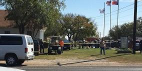 8 قتلى في إطلاق نار داخل مدرسة بولاية تكساس الأميركية