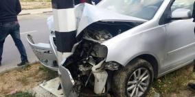 وفاة مواطن و22 إصابة في 36 حادث سير بثاني أيام رمضان