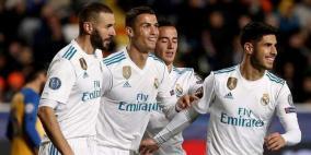 زيدان: ريال مدريد متعطش للفوز  بالثالثة عشرة