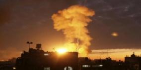 الدفاعات الجوية السورية تتصدى لغارات إسرائيلية