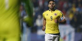 حكم بالسجن على النجم الكولومبي فالكاو