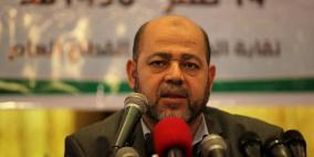 أبو مرزوق: عودة السلطة للتنسيق الأمني أفشل المصالحة