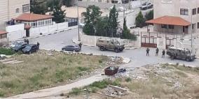 إصابات خلال مواجهات مع الاحتلال في مخيم الأمعري