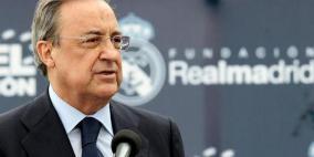 رئيس ريال مدريد: سنجلب بعض اللاعبين الرائعين