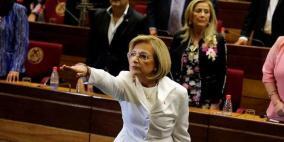 لأول مرة.. امرأة تتولى رئاسة باراغواي
