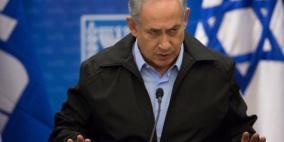 نتنياهو يهدد برد قاسي على صواريخ غزة