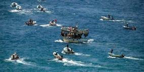 غزة تطلق أول رحلة بحرية لكسر الحصار