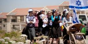 مخطط اسرائيلي لإسكان مليون مستوطن في الضفة