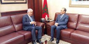 المغرب تؤكد دعمها اللامشروط للقضية الفلسطينية