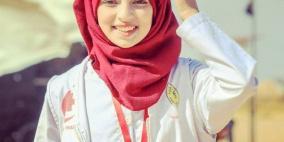 محدث- استشهاد مسعفة واصابة 100 مواطن شرق غزة