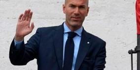 هكذا ودع نجوم ريال مدريد زيدان