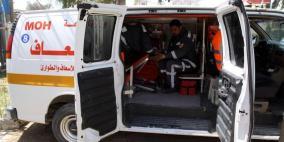 مصرع طفل بحادث دهس في يطا