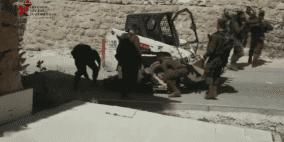 شهيد برصاص الاحتلال في الخليل