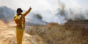 السلاح الجديد يتسبب بوقف حركة القطارات في غلاف غزة