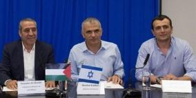 وفد فلسطيني يلتقي وزير المالية الاسرائيلي