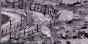 فيديو يوثق إعدام الفتى سمير عوض في بدرس عام 2013