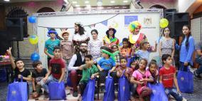 افطارا رمضانيا للعائلات في سبسطية بدعم من الاتحاد الاوروبي