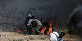 """4 شهداء و مئات الاصابات في """"مليونية القدس"""""""