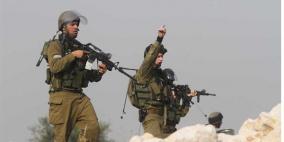 اصابة طفل برصاص الاحتلال في بيت أمر