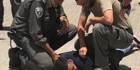إصابة إسرائيلية بعملية طعن في العفولة