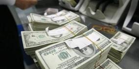 """""""الدولار الأبيض"""" أزمة جديدة تُؤرق الغزيين"""