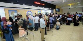 8 الاف مسافر تنقلوا عبر معبر الكرامة اليوم