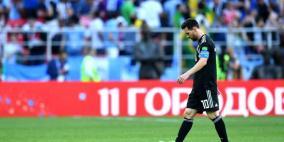 فيديو- الأرجنتين تفشل في تجاوز آيسلندا